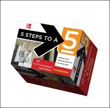 5 Steps to a 5 on the Advanced Placement Examinations: 5 Steps to a 5 AP U. S. …