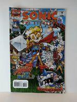 #112 Archie Adventure Series Comic SONIC THE HEDGEHOG SEGA! September 2002
