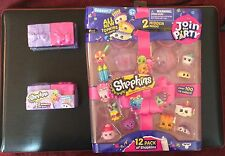 SHOPKINS Season 7 NEW RELEASE 12-Pack New Sealed 12 Shopkins with 2 blind bags