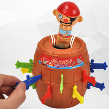 CLASSIC JUMPING PIRATE GAME KIDS POP-UP TOYS BOARD FUNNY TRICKY FAMILY FUN PARTY