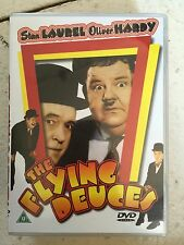 Laurel e Hardy Aviatore Deuces ~classico Commedia~ UK DVD