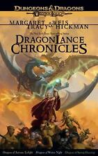 Dragonlance Chronicles Trilogy: A Dragonlance Omnibus by Weis, Margaret, Hickma