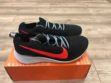 Nike Zoom Fly Flyknit Uk7/eur41 Black  Authentic Running