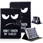 For RCA 10 VIKING PRO / Viking II Tablet 10.1 Universal Stand Leather Case Cover