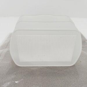 (2) Bounce Flash Diffuser to fit 580EX YONGNUO YN-560 YN560II YN-560III YN-560IV