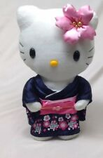 Hello Kitty, From Japan Gisha Girl Wearing A Koimo G8