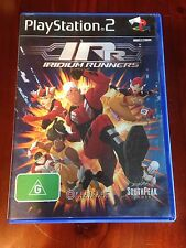 Iridium Runners PS2 Game