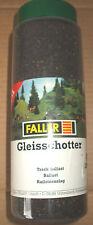 FALLER 170751 - GLEISSCHOTTER TRACK BALLAST GRANIGLIATO MASSICCIATA 700gr NUOVO