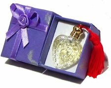 BOGO! HAPPY WOMAN Patchouli Aromatic Body Oil Perfume Heart Bottle & Gift Box