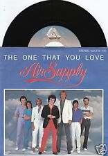 Air Supply the one that you love 45/ger/pic