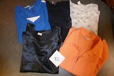 5x Damen Oberteile Gr. 52 T-shirt Top Bluse