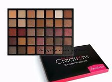 Beauty Creations Eyeshadow 35 Color Pro Palette (Anastasia) Highly Pigmented