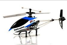 RC Helicopter Big Metal Double Horse 9116, 2.4GHz 4 Ch Gyro Control Single Blade