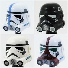 Custom STORMTROOPER HELMET for Lego Minifigures -Pick your Style!-