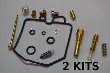 2x Honda 1979 CM400A CM400T Carburetor Carb Rebuild Kit - 2 KITS