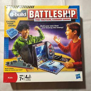 Hasbro U-Build Battleship Tactical Combat Game