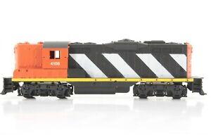 HO Athearn Canadian National GP-9 Dummy Locomotive Zebra Scheme New Kit