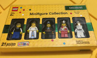 LEGO 5002147 2013 Bricktober Vintage Minifigure Collection 2/3 TRU exclusive
