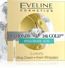 Diamonds & 24k Gold Luxus Lifting Creme 50ml Lifting, Омолаживающий крем