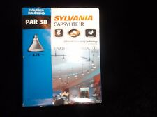 Case Of 12 SYLVANIA Indoor Outdoor 60 Watt Security Flood Lights Lamps NEW
