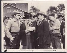 John Bromfield Howard Wendell The Black Dakotas 1954 original movie photo 29665