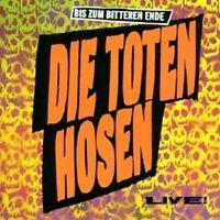 """DIE TOTEN HOSEN """"BIS ZUM BITTEREN ENDE"""" CD NEU"""