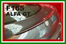 SPOILER ALETTONE A BAULE ALFA GT GREZZO REPLICA DELL'ORIGINALE F165G SI165-1-x