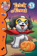 Puppy in My Pocket: Trick or Treat (Scholastic Reader - Level 3) by Sierra Harim