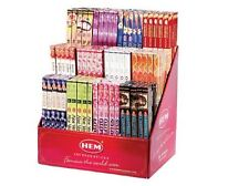 BULK 96 sticks Incense YOUR CHOICE * Hem Padmini Bic Kamini *UPDATED NEW SCENTS