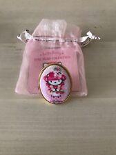 Hello Kitty x Tarina Tarantino Pink Head Collection Medallion Ring