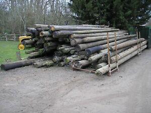 Used Telegraph Poles, Fencing Posts, Agricultural Buildings, sheds, bridges,