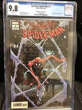 Symbiote Spider-Man #1 CGC 9.8 Todd McFarlane Variant Hidden Gem 6/19 2079828020