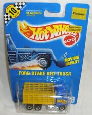 Hot Wheels Ford Stake Bed Truck Mip