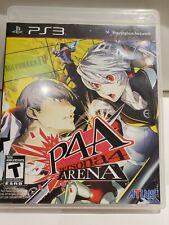 Persona 4: Arena (Sony PlayStation 3, 2012)
