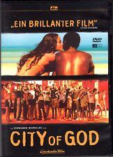 City of God - Fernando Meirelles Film / 2-DVD`s  (highlight) DVD #5101