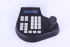CCTV joystick Keyboard Controller LCD for PTZ Speed Dome Camera control