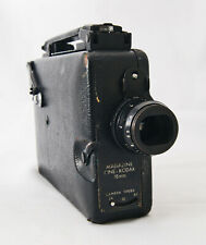 Kodak 16mm Camera PH431 Signal Corps U.S. Army movie camera S#94035 w/4 lenses
