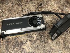 EVGA GeForce GTX 1070 Hybrid Liquid Cooled Graphics Card