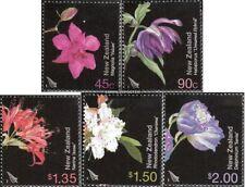 nouvelle-zélande 2183-2187 (complète edition) neuf avec gomme originale 2004 Fle