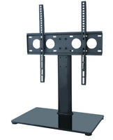 "Ergolynx UK  28""-55"" Universal Tabletop TV Pedestal Stand Bracket LED LCD VESA"