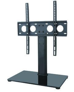 "Ergolynx UK  28""-55"" Universal Tabletop TV Pedestal Stand Bracket LED LCD VESA"