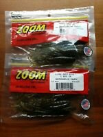 Lot of 20 ct Zoom Watermelon Candy Z Hog Jr