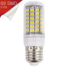 Bombilla Mazorca LED E27 69 SMD 5730 360º Blanco Cálido 110-240V - Consumo 15W