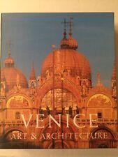 Venice Art & Architecture Books 2 Volume Boxed Set 1997 Gorgeous!