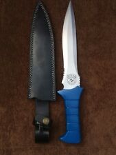 Handmade 5160 Spring Steel RE4 Leon Kennedy's Knife,Bowie knife,Tactical Knife