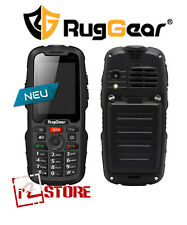 RUGGEAR RG310 Voyager Dual SIM IP68 OUTDOOR MOBILE PHONE Android NFC Impactproof