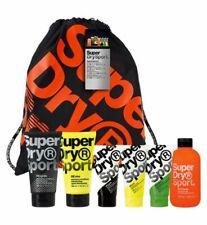 Superdry Sport Super Collective Men's Gift Set New Body Spray Body Wash