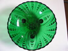 Vintage Original America Green Glass