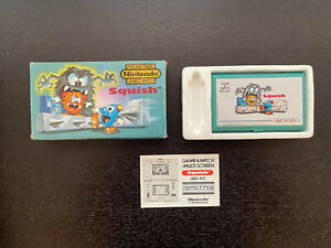 Nintendo Game and Watch: Squish Vertical Multi Screen Series MG-61