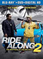 Ride Along 2 [Blu-ray] Blu-ray